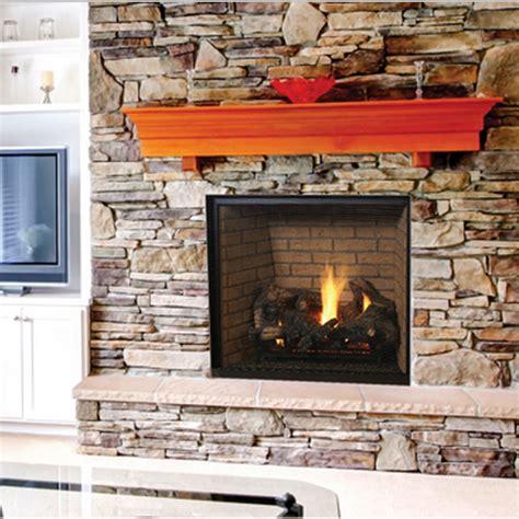 Ihp Superior Drt6345ten 45 Dv Nat Gas Black Fireplace