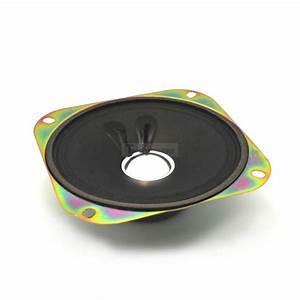 6 99 - Large 8 Ohm Speaker - 4 Inch Square