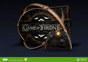 Special Edition Game of Thrones Xbox One Console Announced ...