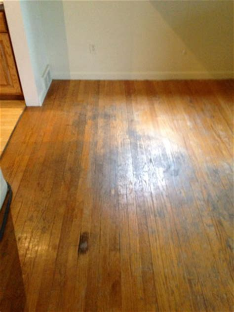 Floor Refinishing Michigan by Before And After Project Photos Of Oak Hardwood Floor