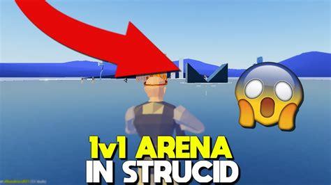 arena update  strucid omg roblox