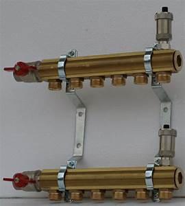 Pompe à Chaleur Plancher Chauffant Prix : tub concept chauffage collecteur plancher chauffant ~ Premium-room.com Idées de Décoration
