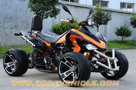 Bode New Eec 350cc 4 Wheel Motorcycle Racing For Adult (mc