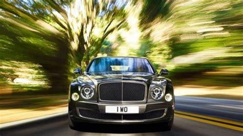 Modifikasi Bentley Mulsanne by Bentley Tak Level Dengan Kelas Pameran Otomotif Di
