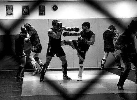 kick boxing cus sassari