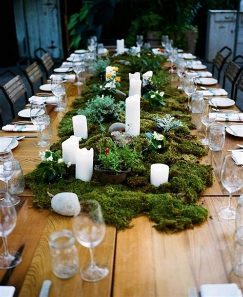 Decorate Wedding Tables With Candle Centerpieces