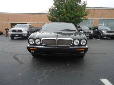 how cars work for dummies 2001 jaguar s type engine control find used 2003 jaguar xj8 sport needs work in naperville illinois united states for us 5 000 00