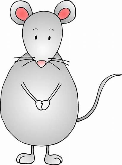 Clipart Mouse Transparent Tiere Monster Clip Abc