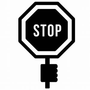 Collection of stop icons free download