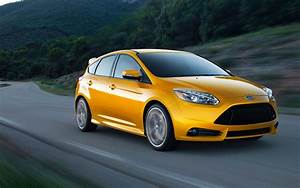 Torque Steer Battle: Ford Focus ST Takes on Mazdaspeed3 on ...