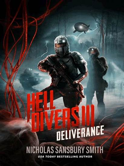 Hell Divers Series Order Deliverance Sansbury Nicholas
