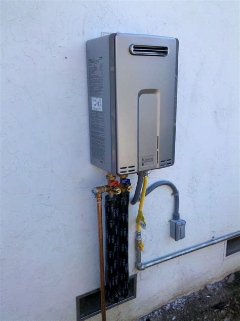 tankless water heater quick plumbing services