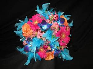 25 best images about Blue & Turquoise Wedding Flowers on ...