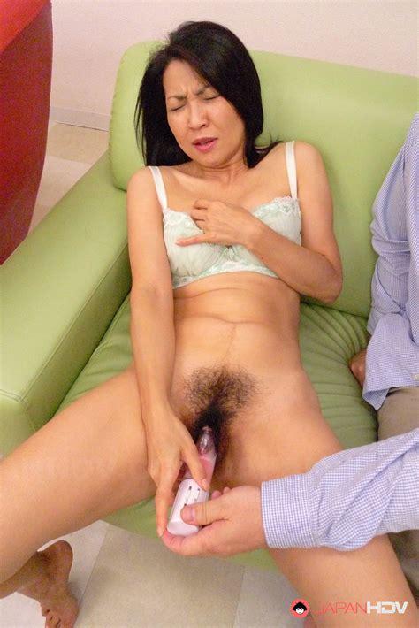 Big Sex Toy For A Super Nasty Japanese Milf Japan Hdv