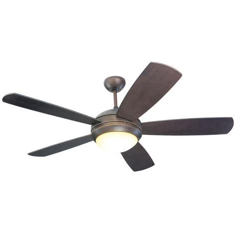 monte carlo fan installation monte carlo discus 52 in roman bronze ceiling fan