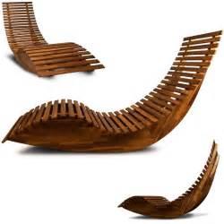 design gartenliege transat ergonomique chaise longue en bois relax de plage jardin chaise longue
