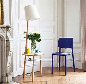 Lampe De Table Cinema : table de chevet harto avec lampe integr e ~ Teatrodelosmanantiales.com Idées de Décoration