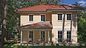 Moderne Häuser Walmdach : stadtvilla verona moderne toskana stadtvilla mit walmdach roth massivhaus ~ Markanthonyermac.com Haus und Dekorationen