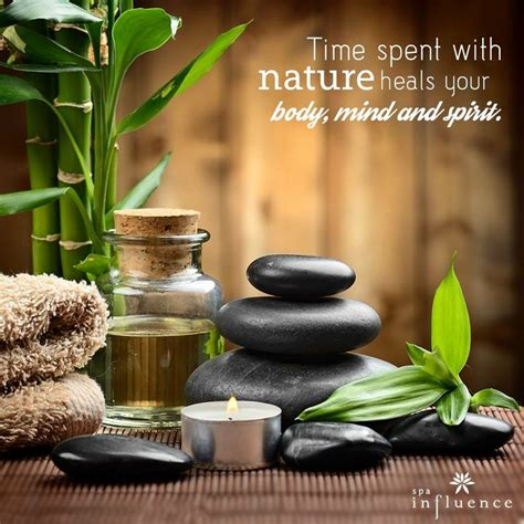 spa influence wellness quotes spa influence pinterest