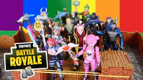 fortnite battle royale wrestling match fortnite toys