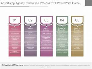 Awesome Marketing Slides Showing Use Advertising Agency