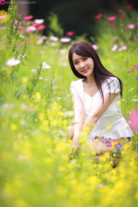 Xxx Nude Girls Kim Ji Min Smile Like A Flowers