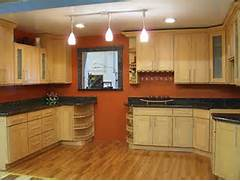 Paint Colors For Light Kitchen Cabinets by Best Paint Colors For Kitchen With Maple Cabinets Google Search For The H