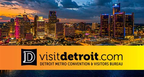 detroit metro convention visitors bureau things to do in michigan tours events attractions