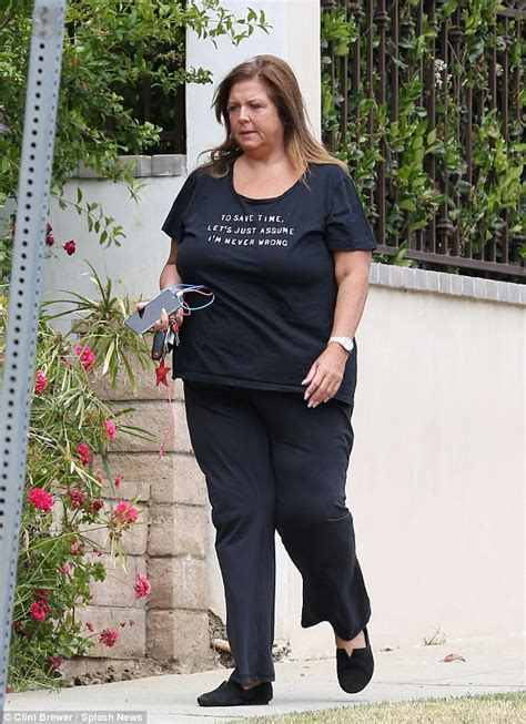 abby lee miller sexy abby lee miller gets parking fine ahead of prison sentence