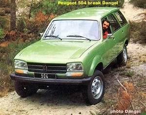 Peugeot 504 Break : dangel peugeot 504 break 4x4 1982 auta5p id 3805 en ~ Medecine-chirurgie-esthetiques.com Avis de Voitures