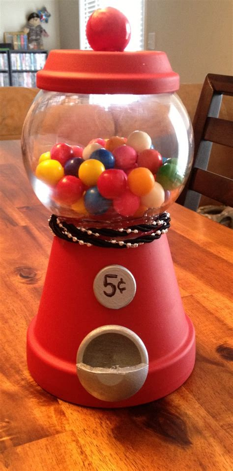 26 best images about gumball holders on jars dishes and shabby chic