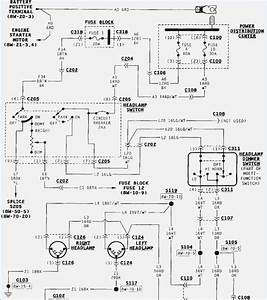 2000 Jeep Tj Wiring Diagram
