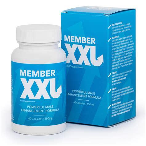 member xxl najlepsze tabletki na powiększanie penisa