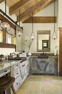 inviting ranch style home offers rustic warmth in the