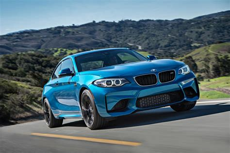 Bmw M2 Coupe 6-speed Manual (2016) First Drive