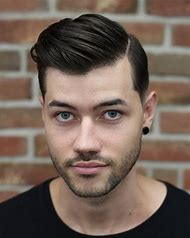 Young Men Hairstyles Comb Over