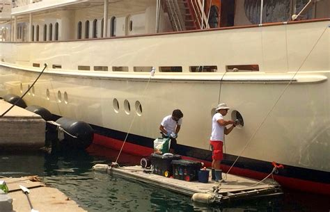 Yacht Work by Works On Athena Yacht Yacht Charter Superyacht News