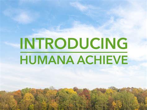 introducing humana achieve tidewater vip portal