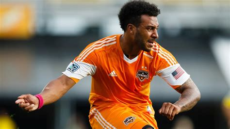 Barnes Houston Dynamo by Goal Giles Barnes Goes Top Shelf Houston Dynamo Vs