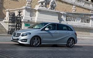 Futur Mercedes Classe B : mercedes classe b 2018 idea di immagine auto ~ Gottalentnigeria.com Avis de Voitures