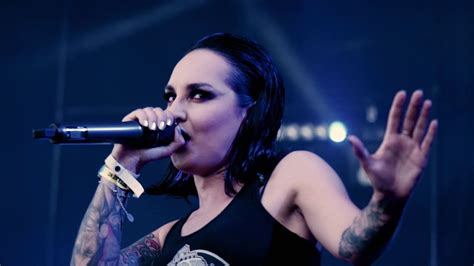 jinjer shows ukraine brings the heaviness with who is gonna be the one live clip