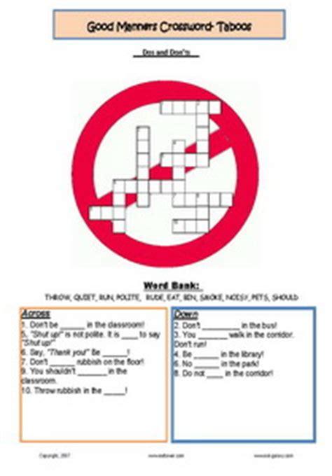 esl english vocabularytaboos public notices signs