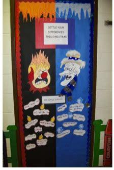 leader   oak grove school door decorating