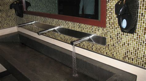 trough bathroom sink bathroom trough sink  counters double trough sink bathroom vanity