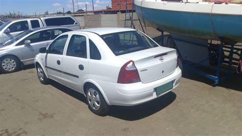 2005 Opel Corsa Sedan 1.6 | Car Zone Bloemfontein