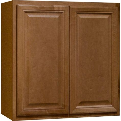kitchen wall storage cabinets hton bay cambria assembled 30x30x12 in wall kitchen 6435