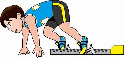 Clip Clipart Track Field Athletics Athlete Cliparts