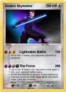 Poku00e9mon Anakin Skywalker 149 149 Lightsaber Battle My