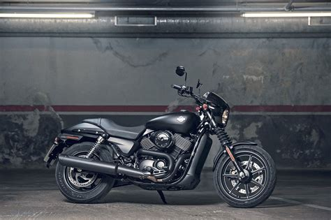 Harley-davidson Street 750 (2015-on) Motorcycle Review