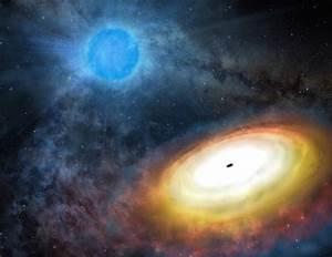 Smaller black holes can eat plenty | Science Wire | EarthSky